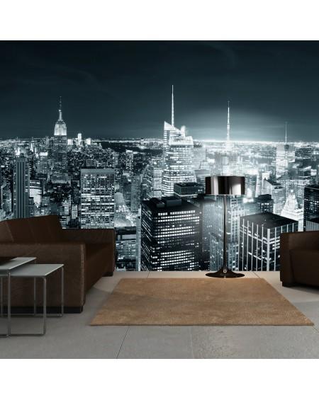 XXL stenska poslikava New York City nightlife