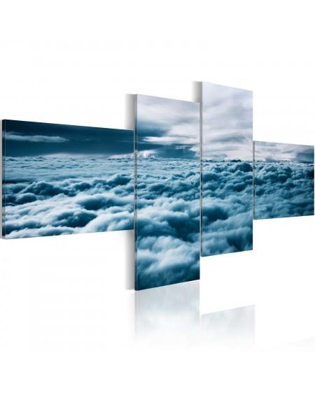 Slika Head in the clouds