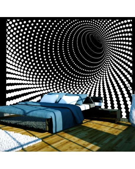 Stenska poslikava Abstract background 3D