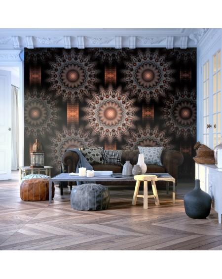 Stenska poslikava - fractal - fantasy