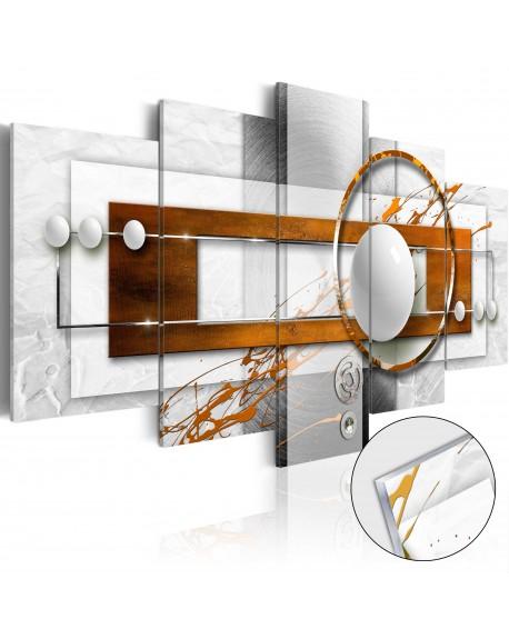 Akrilni tisk Nutlike Energy [Glass]