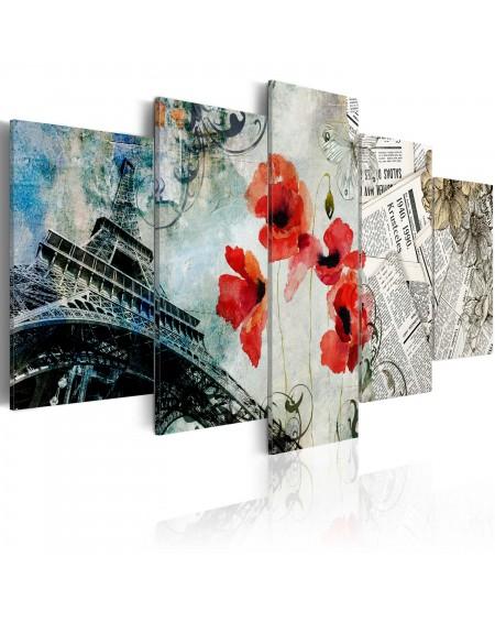 Slika Memories of Paris