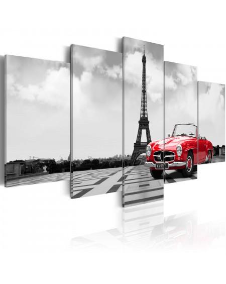 Slika Parisian car