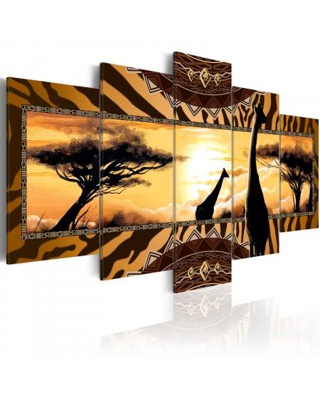 Slika African giraffes