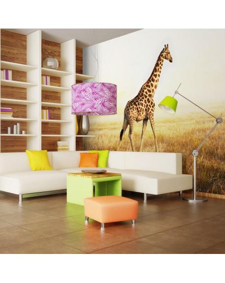 Stenska poslikava giraffe walk