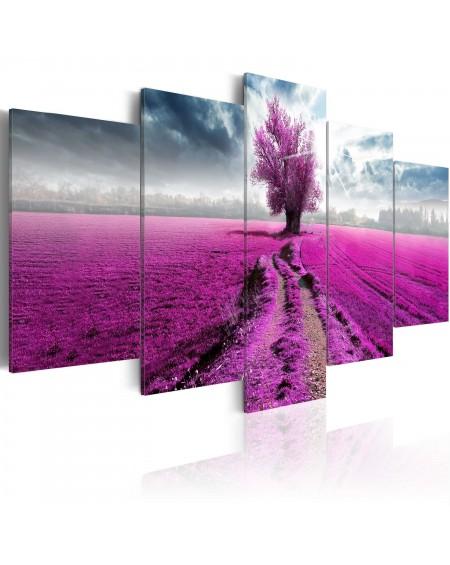 Slika Purple Land