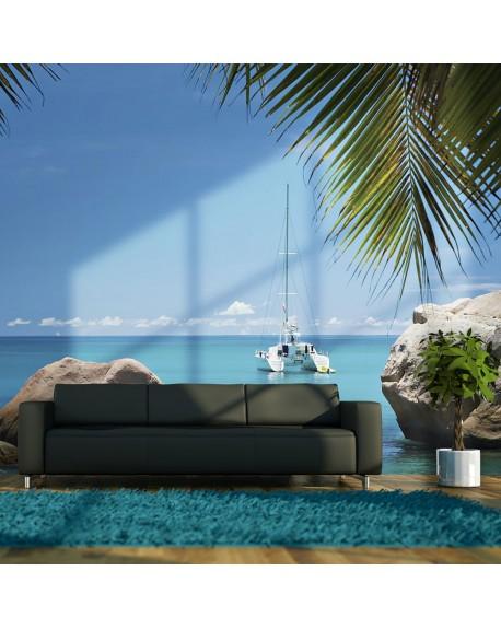 Stenska poslikava Seychelles