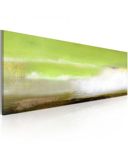 Ročno naslikana slika Hand made painting – Sea foam