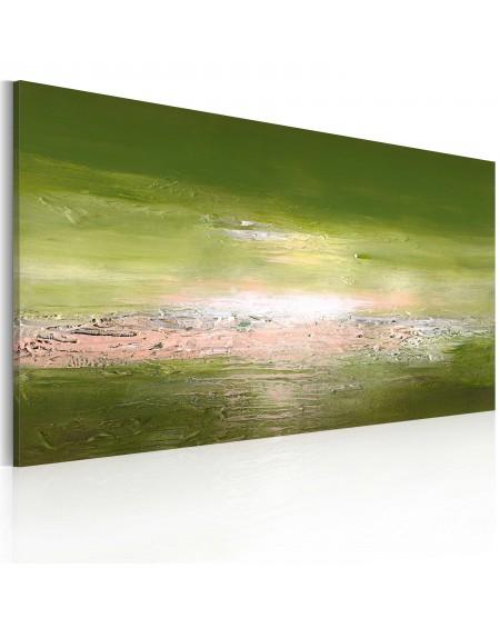 Ročno naslikana slika Open sea