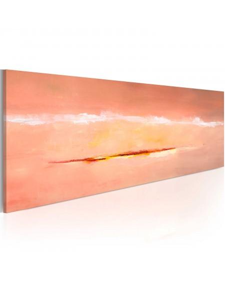 Ročno naslikana slika Abstract daybreak