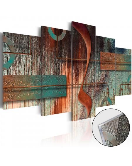 Akrilni tisk - Abstract Melody [Glass]
