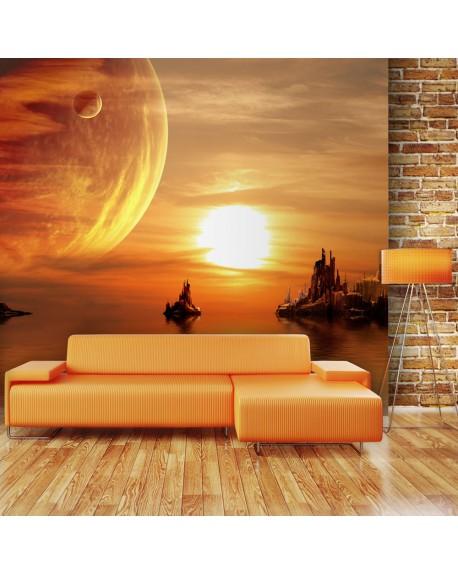 Stenska poslikava Fantasy sunset