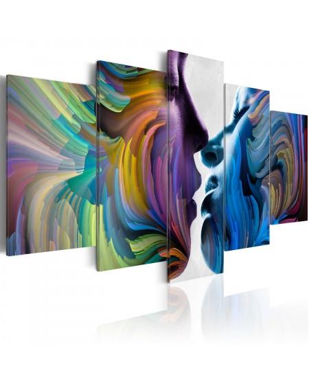 Slika Kiss of Colours