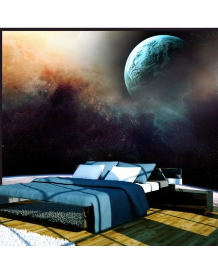 Stenska poslikava - Like being on another planet