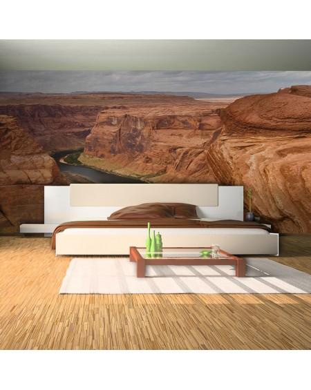 Stenska poslikava USA Grand Canyon