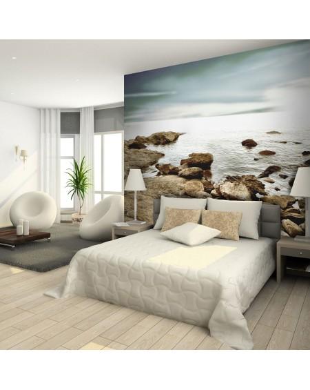 Stenska poslikava - Rocky beach
