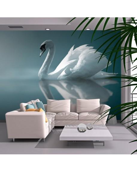 Stenska poslikava White swan