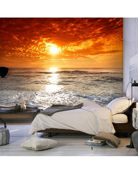 Stenska poslikava Marvelous sunset