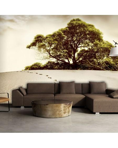 Stenska poslikava - Tree in the desert