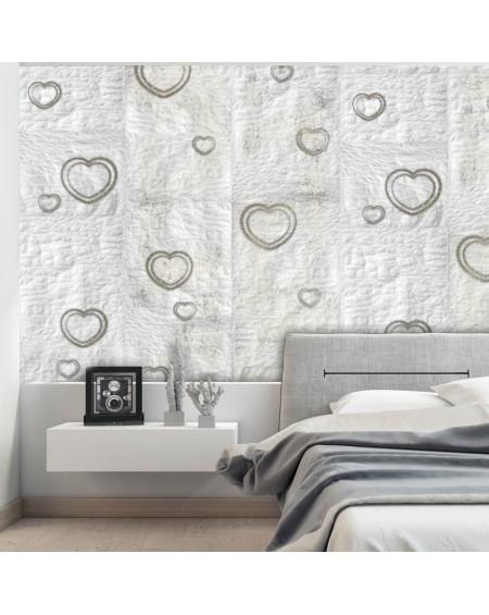 Stenska poslikava Paper Heart