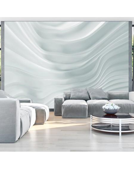 Stenska poslikava Waving White