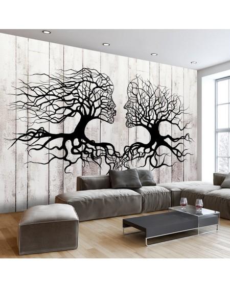 Stenska poslikava A Kiss of a Trees