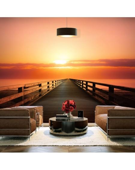 Stenska poslikava Sunset Ceremony