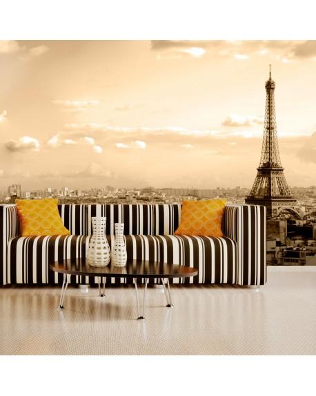 Stenska poslikava Paris panorama