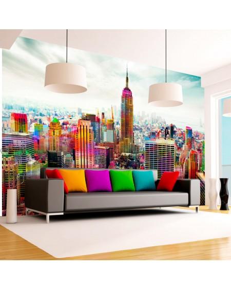 Stenska poslikava Colors of New York City
