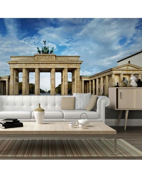Stenska poslikava Brandenburg Gate Berlin