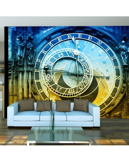 Stenska poslikava - Astronomical clock - Prague