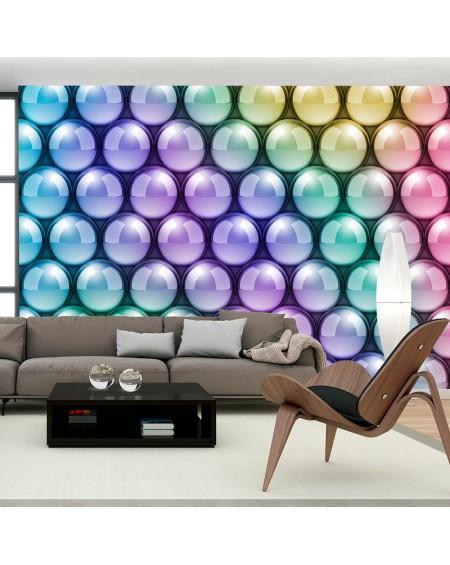 Stenska poslikava Colorful Vertigo