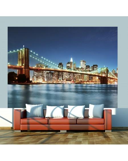 Stenska poslikava - Sparkling Brooklyn Bridge