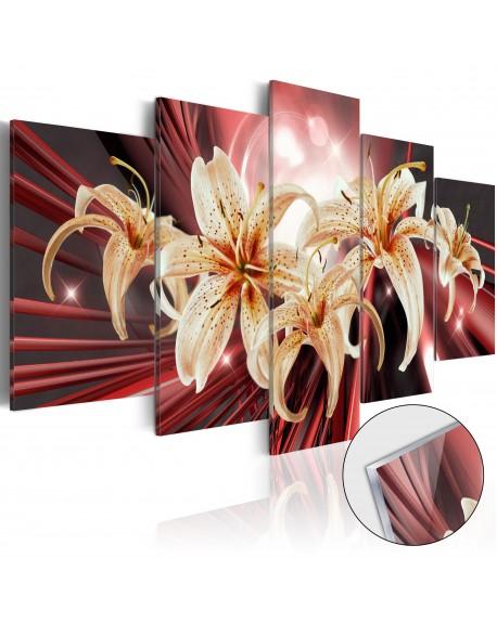 Akrilni tisk The Magic of Passion [Glass]