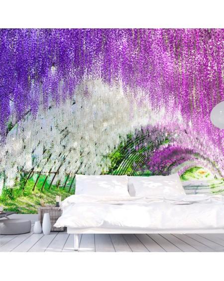 Stenska poslikava Enchanted garden