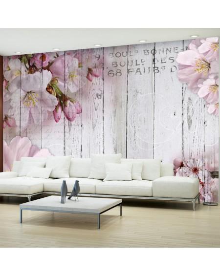 Stenska poslikava Apple Blossoms