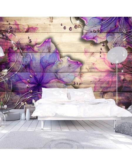 Stenska poslikava Purple Memory