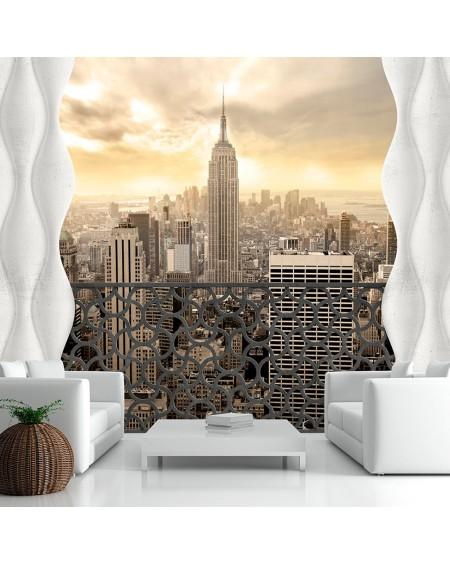 Stenska poslikava Light of New York