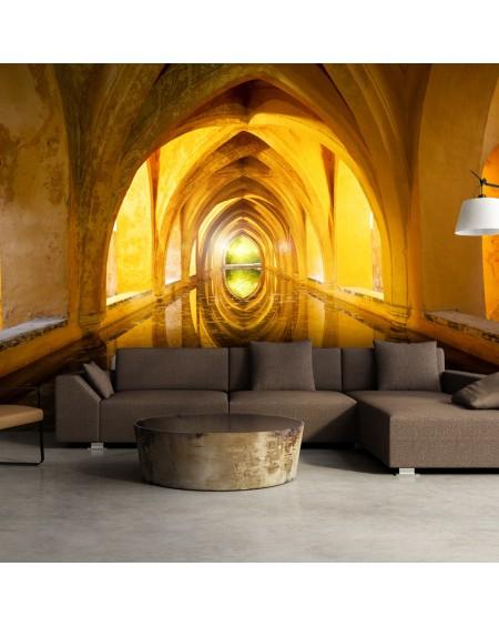 Stenska poslikava The Golden Corridor