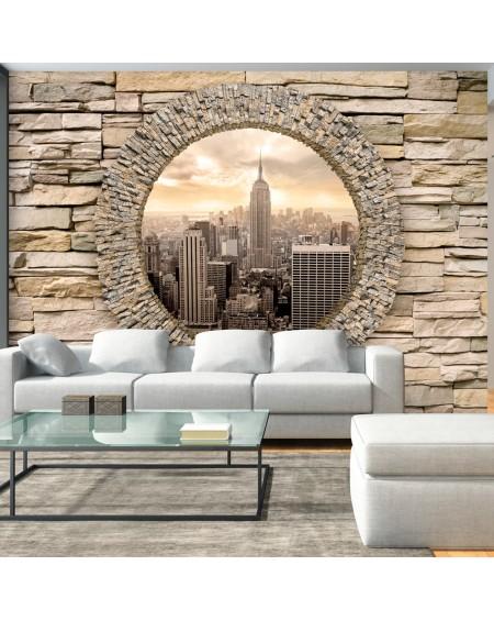 Stenska poslikava Hidden City