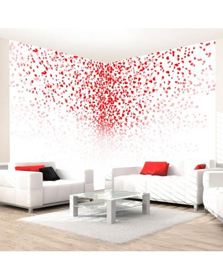 Stenska poslikava Love corner