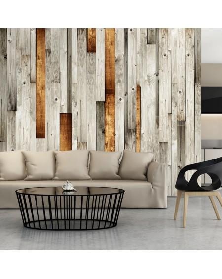 Stenska poslikava Wooden theme