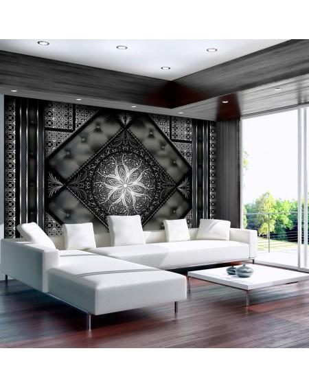 Stenska poslikava Black mosaic