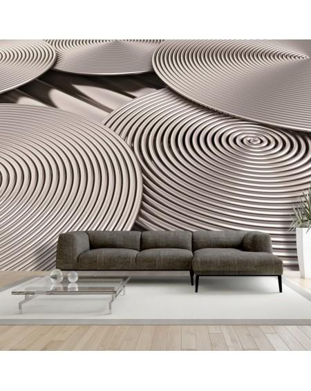 Stenska poslikava Copper Spirals