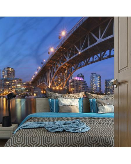 Stenska poslikava - Granville Bridge - Vancouver (Canada)