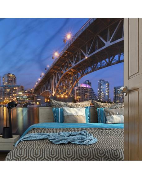Stenska poslikava Granville Bridge Vancouver (Canada)