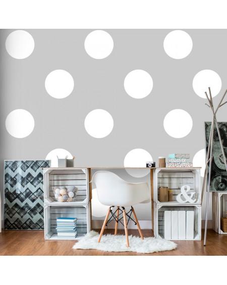 Stenska poslikava Charming Dots