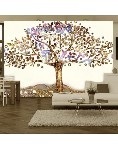 Stenska poslikava Golden Tree