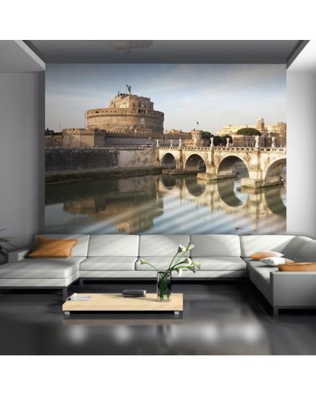Stenska poslikava Ponte San Angelo