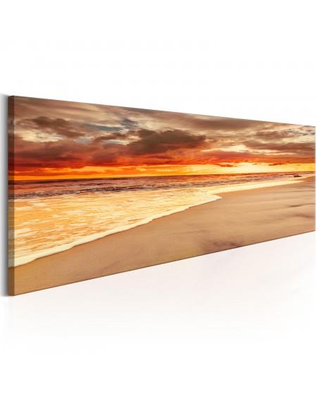 Slika Beach Beatiful Sunset